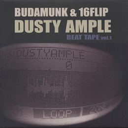 "BudaMunk & 16Flip / Dusty Ample Beat Tape vo.1 [12""inch]"