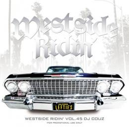 DJ COUZ / Westside Ridin' Vol.45