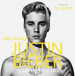 【DEADSTOCK】 DJ 0438 / The Best of Justin Bieber -Club Hit Tune Mix-