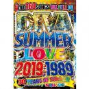 I-SQUARE / DIVA SUMMER OF LOVE 2019-1989 -30 YEARS OF SUMMER- (4DVD)