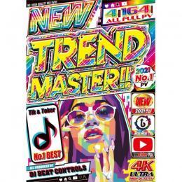 DJ Beat Controls / New Trend Master 2021 (4DVD)