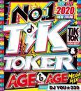 DJ You★330 / No.1 Tik & Toker Age Age Megamix!! (2CD)