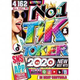 DJ Beat Controls / No.1 Tik & Toker 2020 (4DVD)