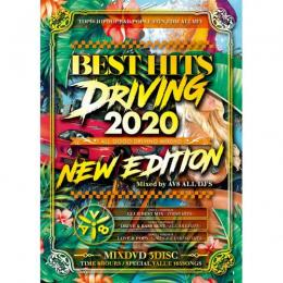 AV8 ALL DJ'S / BEST HITS DRIVING 2020 -NEW EDITION MIXDVD- (3DVD)