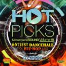 MASTERPIECE SOUND / HOT PICKS VOL.18 - Mixed by DJ KIXXX