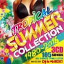 DJ★MAGIC! / Tropical Summer Collection 1980~2016 (3CD)