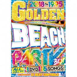 DJ Beat Controls / Golden Beach Party Best (3DVD)