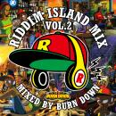 V.A / RIDDIM ISLAND MIX VOL.2 - mixed by BURN DOWN