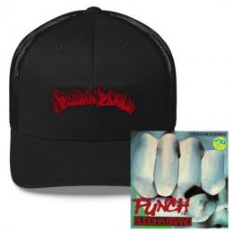 "Buddha Brand / PUNCH(仮) [7""inch] (LP+CAP [BLACK×RED])"