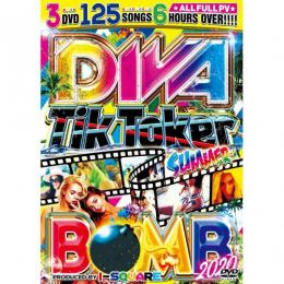 I-SQUARE / DIVA TikToker SUMMER BOMB! 2020 (3DVD)
