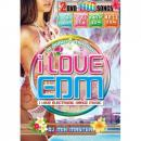 DJ MIX MASTER / i LOVE EDM -TROPICAL HOUSE & SEXY EDM (2DVD)