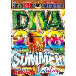 I-SQUARE / DIVA 2018 NO.1 SUMMER VACATION (3DVD)