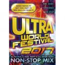 V.A / ULTRA WORLD FESTIVAL 2017 -OFFICIAL MIXDVD- (3DVD)