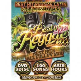 V.A / BEST OF REGGAE & LATIN 20XX (3DVD)