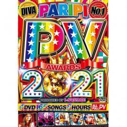 I-SQUARE / DIVA NO.1 PARIPI PV AWARD 2021 (4DVD)