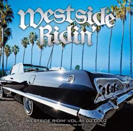 DJ COUZ / Westside Ridin' Vol.41
