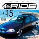 DJ DEEQUITE / 4 YO RIDE VOL.15