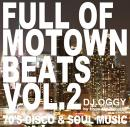 DJ OGGY / Full of Motown Beats Vol.2 by Hype Up Records