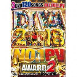 I-SQUARE / DIVA 2018 NO.1 PV AWARD 2 (3DVD)