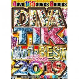 I-SQUARE / DIVA TIK NO.1 BEST Tokerss 2019 (4DVD)