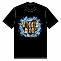 SUMMER BOMB 2019 OFFICIAL T-shirts
