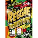 V.A / REGGAE THE BEST HITS - 240 MINUTES 80 TRACKS- (2DVD)