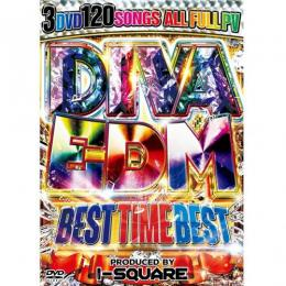 I-SQUARE / DIVA EDM BEST TIME BEST (3DVD)