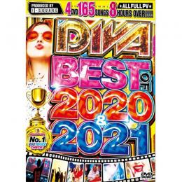 I-SQUARE / DIVA BEST OF 2020 & 2021 BUZZ CHECK (4DVD)