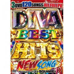 I-SQUARE / DIVA BEST HITS NEW SONG (3DVD)