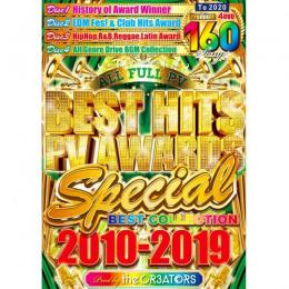the CR3ATORS / Best Hits PV Awards 2010-2019 (4DVD)