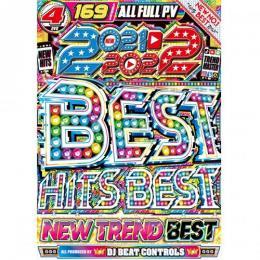 DJ Beat Controls / 2021~2022 Best Hits Best (4DVD)