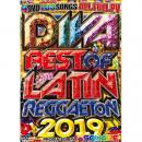 I-SQUARE / DIVA BEST OF SEXY LATIN REGGAETON 2019 (4DVD)