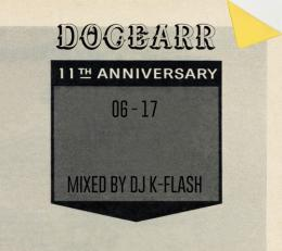 DOGEAR RECORDS / 06-17 - mixed by K-FLASH