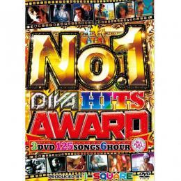 I-SQUARE / DIVA NO.1 HITS AWARD -5 Years Greatest Medley- (3DVD)