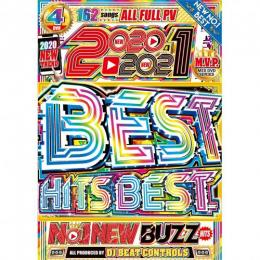DJ Beat Controls / 2020~2021 Best Hits Best (4DVD)