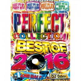 DJ DIGGY / PERFECT COLLECTION 2016 -2ND HALF- (4DVD)