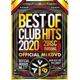 AV8 ALL DJ'S / BEST OF CLUB HITS 2020 -Best of the year 150- OFFICIAL MIXDVD (2DVD)