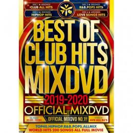 V.A / BEST OF CLUB HITS 2019-2020 OFFICIAL MIXDVD (4DVD)