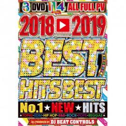DJ Beat Controls / 2018~2019 Best Hits Best (3DVD)