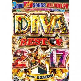 I-SQUARE / DIVA BEST OF 2017 (3DVD)