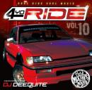 DJ DEEQUITE / 4 YO RIDE VOL.10