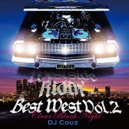 DJ COUZ / Best West Vol.2 -Clear Black Night-