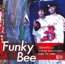 "GRUNTERZ feat. KGE THE SHADOWMEN & SHEEF THE THIRD / FUNKY BEE [7""inch]"