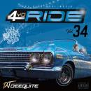 DJ DEEQUITE / 4 YO RIDE VOL.34
