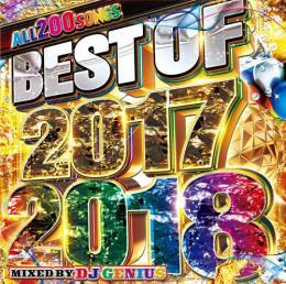 DJ GENIUS / BEST OF 2017-2018 (2CD)
