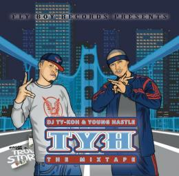 【CP対象】 YOUNG HASTLE & DJ TY-KOH / TYH The Mixtape