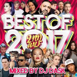 DJ DASK / THE BEST OF 2017 2nd Half (2CD)