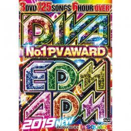 I-SQUARE / DIVA NO.1 PV AWARD EDM & ADM 2019 NEW (3DVD)
