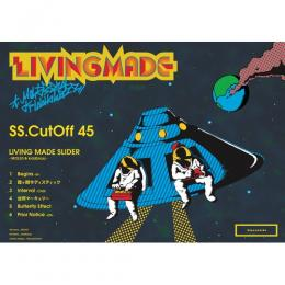MOL53 & kiddblazz (LIVING MADE SLIDER) / SS.CutOff45