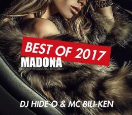 DJ HIDE-O, MC BILI-KEN / MADONA BEST OF 2017